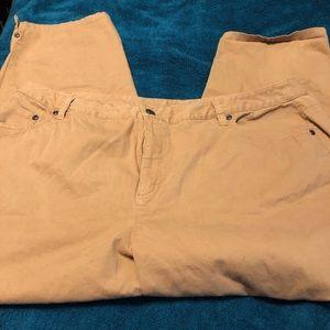 Talbots 18W Casual Pants - EUC
